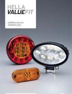 HELLA ValueFit katalog CZ 2015